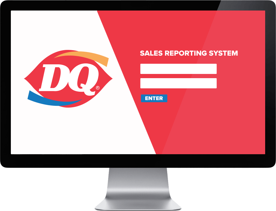 DQ Sales Application
